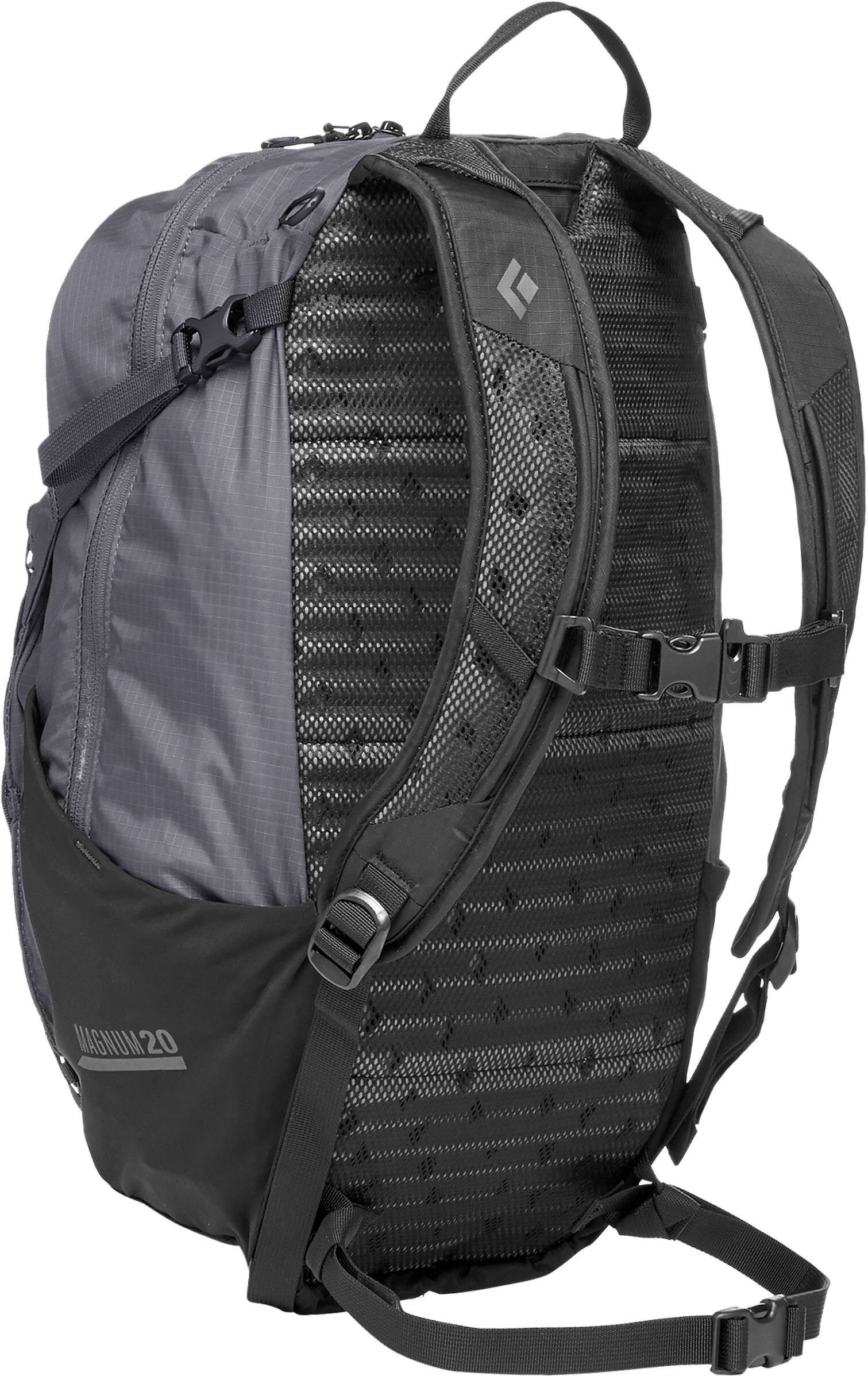 8b85f622fbd Black Diamond Magnum 20 Backpack 20l grey at Bikester.co.uk